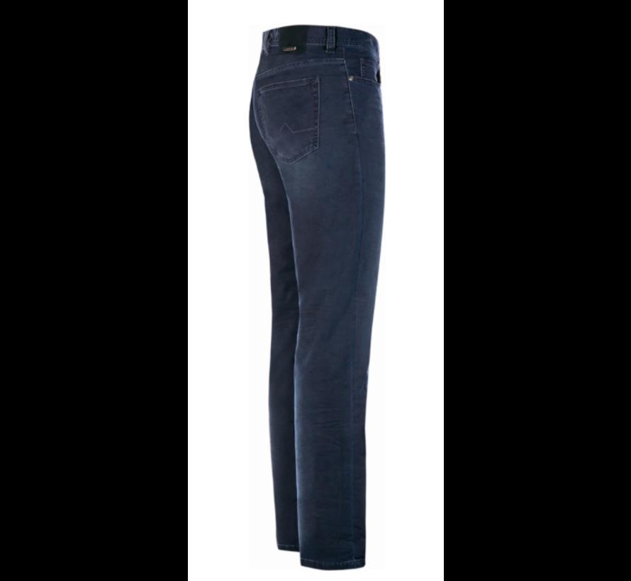 Jeans Pipe Regular Slim Fit Luxury T400 Blauw (6867 1965 - 885)