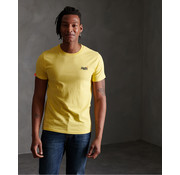 Superdry T-shirt Geel (M1010119A - 3FZ)