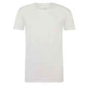 Kultivate T-shirt Ronde Hals Raf Wit (9901000200 - 200 - White)