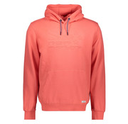 New Zealand Auckland Hooded Sweater Makino Neon Oranje (19AN316 - 638)