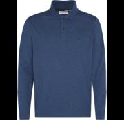 Calvin Klein Polo Lange Mouw Blauw (K10K105691 - DU5)