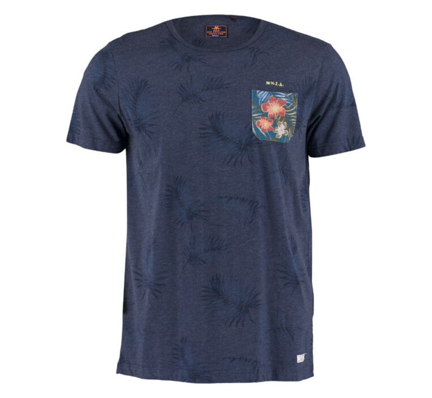 T-shirt Ronde Hals Panguru Navy (20CN724 - 269)