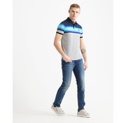 Superdry Polo Streep Multicolor (M1110027A - JKC)