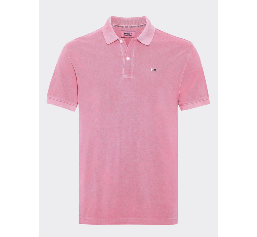 Polo Regular Fit Roze (DM0DM07800 - T1L)