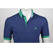 Culture Polo Modern Fit Navy (215267 - 55)