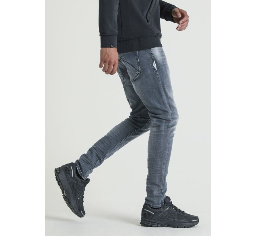 Jeans Slim Fit EGO BOGER Grijs/Blauw (1111.400.058 - E00)