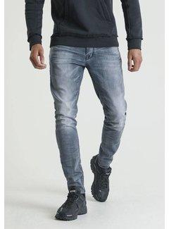 CHASIN' Jeans Slim Fit EGO BOGER Grijs/Blauw (1111.400.058 - E00)