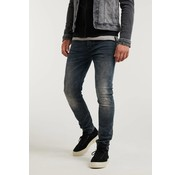 CHASIN' Jeans Slim Fit EGO NEW RAVEN Blauw (1111.400.094 - E00)