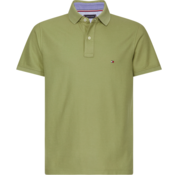 Tommy Hilfiger Polo Slim Fit Groen (MW0MW12569 - L9F)