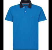 Polo Regular Fit Blauw (MW0MW13084 - C22)