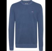 Tommy Hilfiger Sweater Ronde Hals Blauw (DM0DM07947 - CZY)