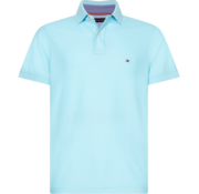 Tommy Hilfiger Polo Slim Fit Blauw (MW0MW12569 - CU1)