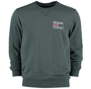 New Zealand Auckland Sweater Paekakiriki Groen (20GN301 - 457)
