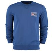 New Zealand Auckland Sweater Paekakiriki Blauw (20GN301 - 263)