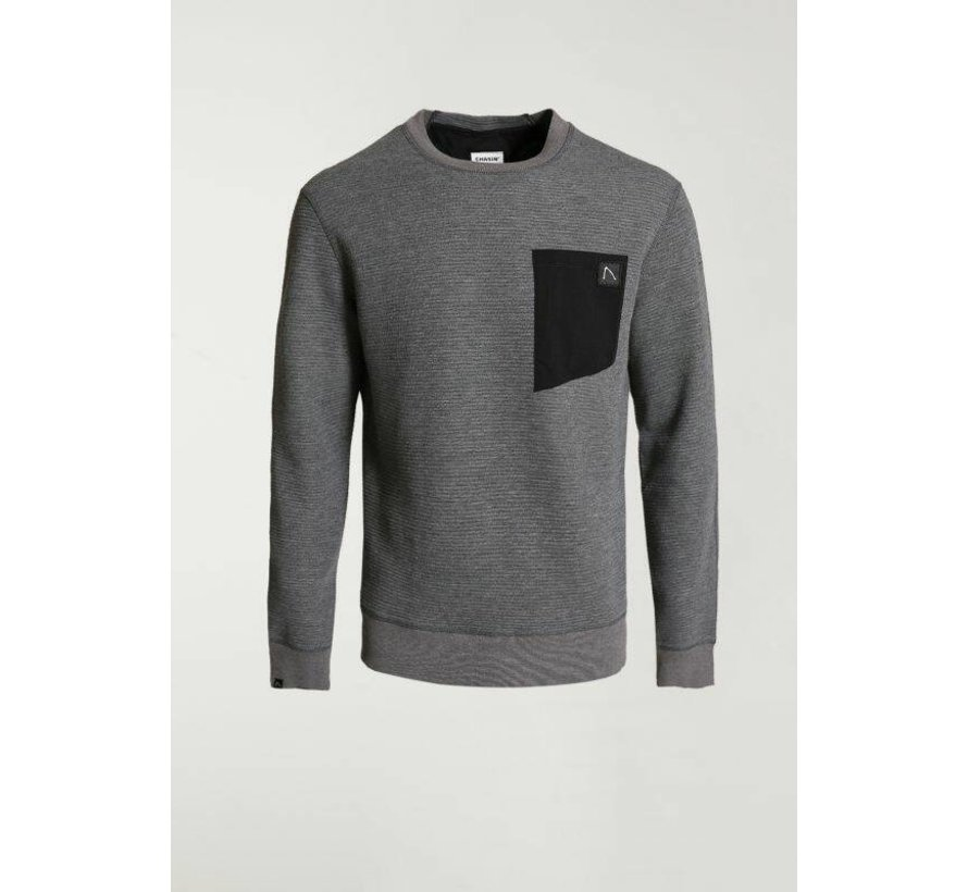 Sweater BULLET Antraciet Grijs (4111.219.113 - E91)