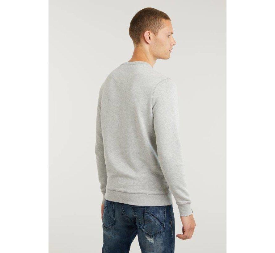 Sweater DUELL SWEAT Licht Grijs (4111.219.114 - E81)