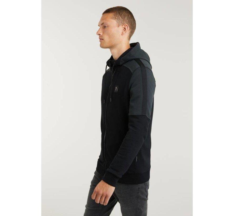 Vest CANYON Zwart (4115.219.037 - E90)