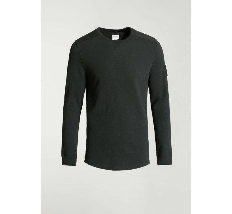Pullover FIBRE Groen (5111.219.048 - E52)