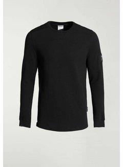 CHASIN' Pullover FIBRE Zwart (5111.219.048 - E90)