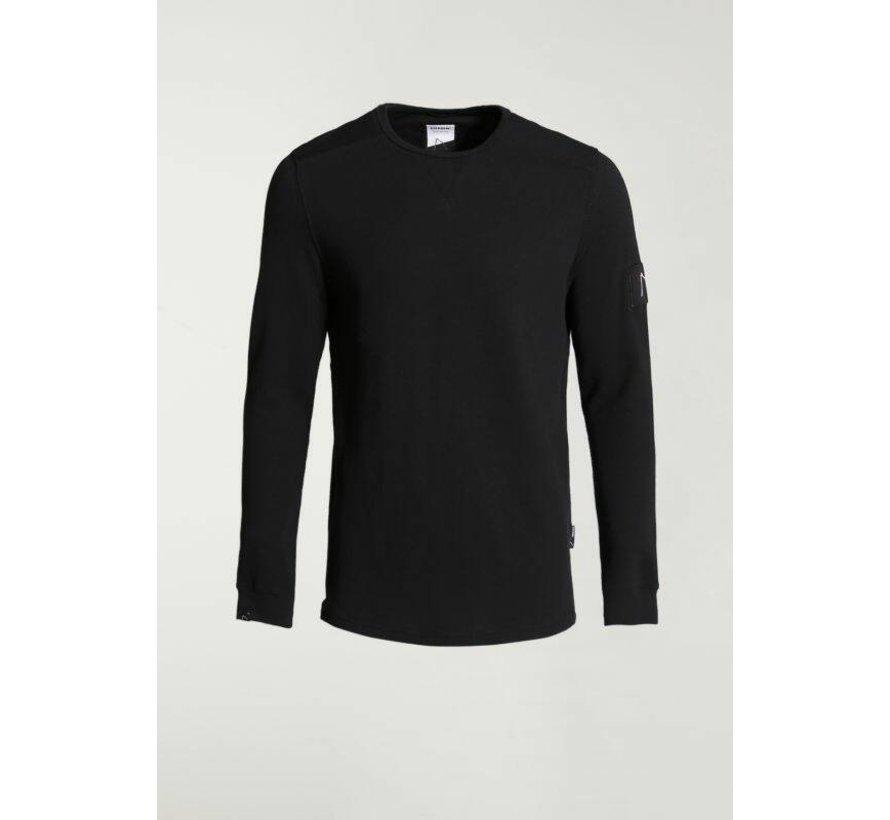 Pullover FIBRE Zwart (5111.219.048 - E90)