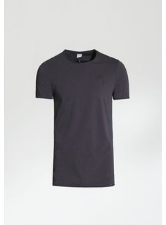 CHASIN' T-shirt Ronde Hals EXPAND-B Antraciet Grijs (5211.400.123 - E95)