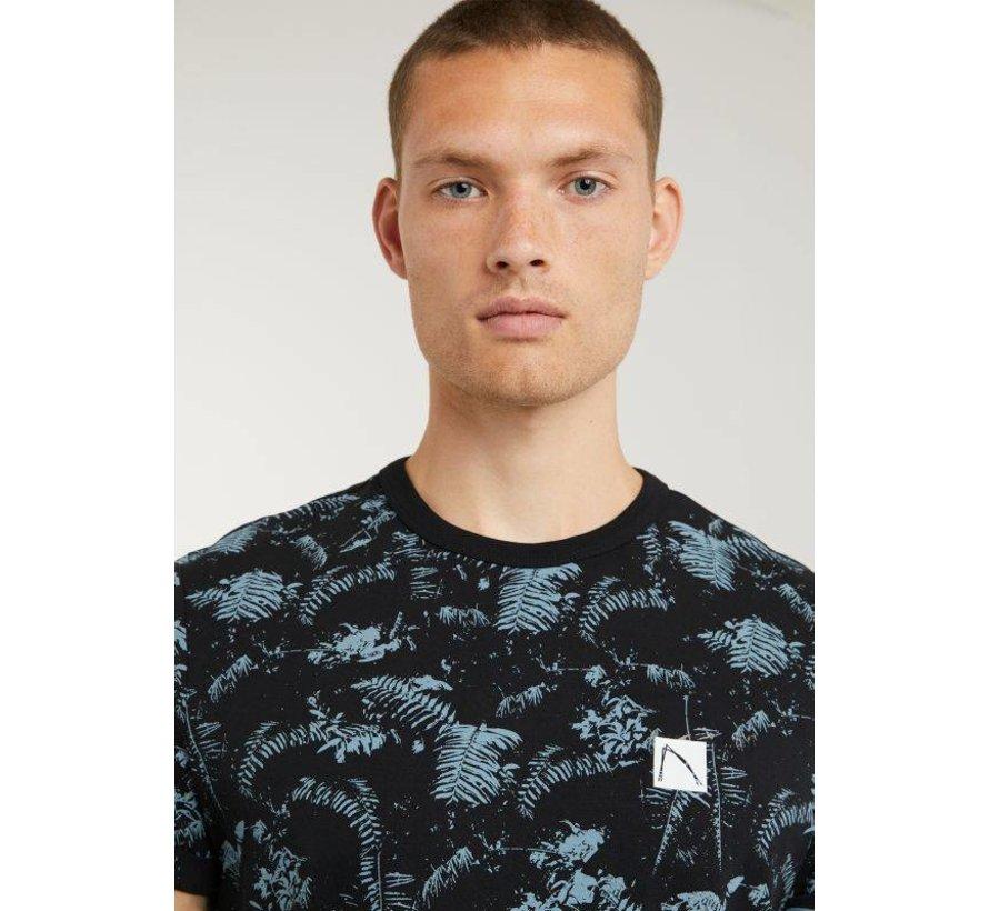 T-shirt Ronde Hals PROXY Zwart (5211.400.137 - E90)