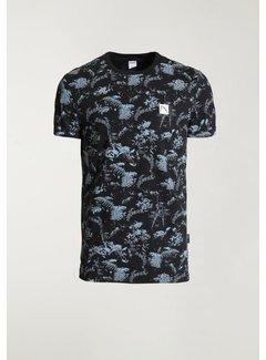 CHASIN' T-shirt Ronde Hals PROXY Zwart (5211.400.137 - E90)