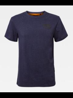 G-star T-shirt Max Raw Navy (D18703 B962 - 6370)