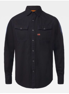 G-star Jeans Overhemd Max Raw Zwart (D18714 5977 - 6484)