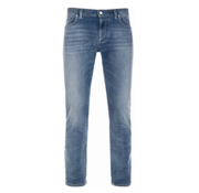 Alberto Jeans Slim Fit DS Dual FX Blauw (4837 1972 - 860)