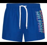 Tommy Hilfiger Zwemshort Blauw (UM0UM01695 - C65)