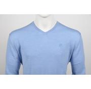 Culture Pullover V-Hals Licht Blauw (215300 - 32)