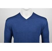 Culture Pullover V-Hals Donker Blauw (215300 - 37)