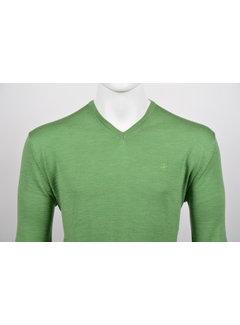 Culture Pullover V-Hals Groen (215300 - 54)