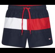 Tommy Hilfiger Zwemshort Runner Navy (UM0UM01703 - CUN)