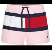 Tommy Hilfiger Zwemshort Runner Roze (UM0UM01703 - TH2)