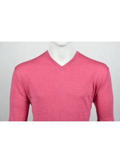Culture Pullover V-Hals Roze (215300 - 85)