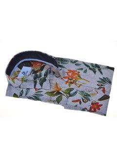 Culture Overhemd Modern Fit Print Multicolor (215171 - 35)