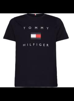 Tommy Hilfiger T-shirt Navy (MW0MW14313 - DW5)