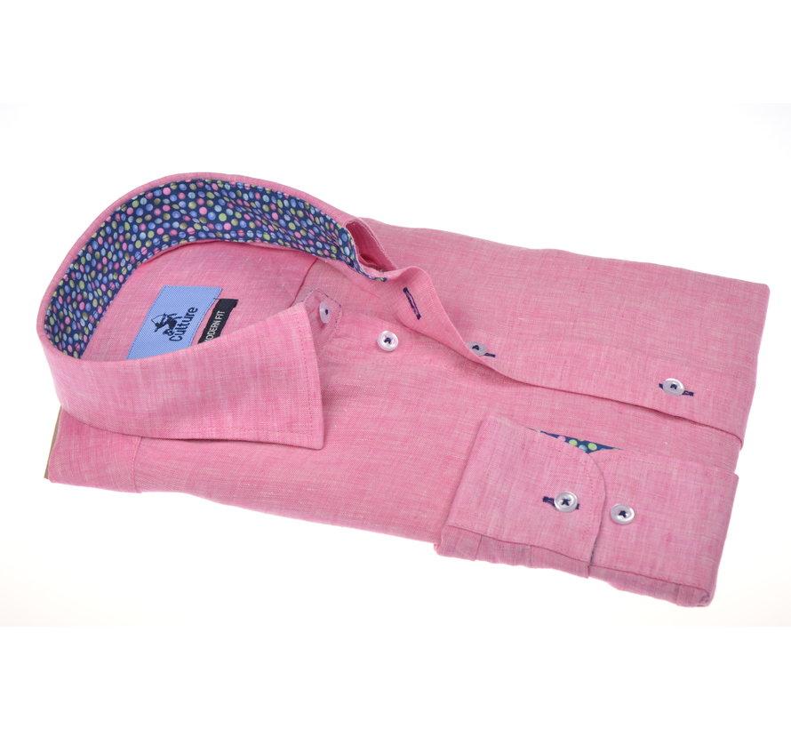 Overhemd Roze (215319 - 84)