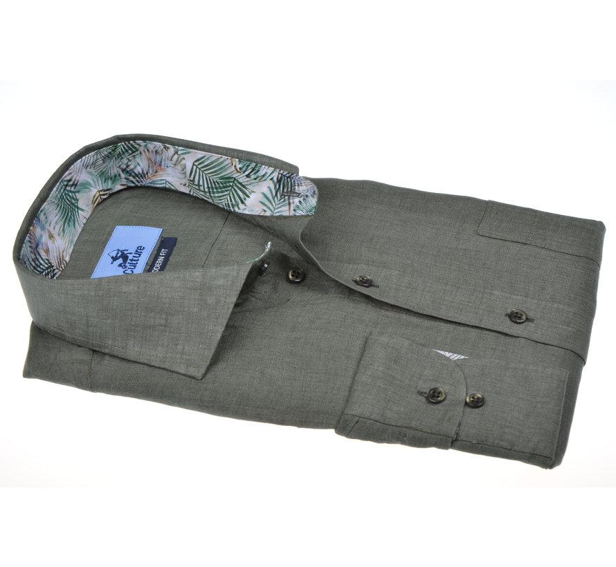 Overhemd Army Groen (215320 - 57)