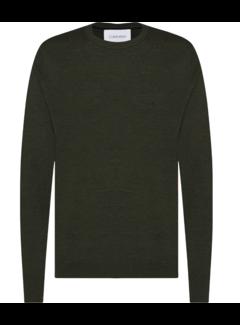Calvin Klein Pullover Merino Groen (K10K102727 - MRZ)