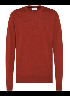 Calvin Klein Pullover Merino Roest Bruin (K10K102727 - GPC)
