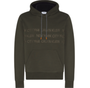 Calvin Klein Hooded Sweater Groen (K10K105720 - MRZ)