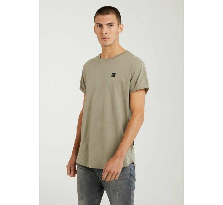 T-shirt Ronde Hals BRODY Groen (5211.213.141 - E52)