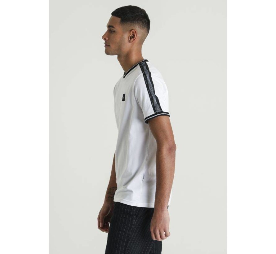 T-shirt Ronde Hals BARRY Wit (5211.400.082 - E10)