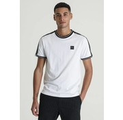 CHASIN' T-shirt Ronde Hals BARRY Wit (5211.400.082 - E10)