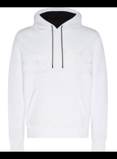 Calvin Klein Hooded Sweater Wit (K10K105720 - YAF)