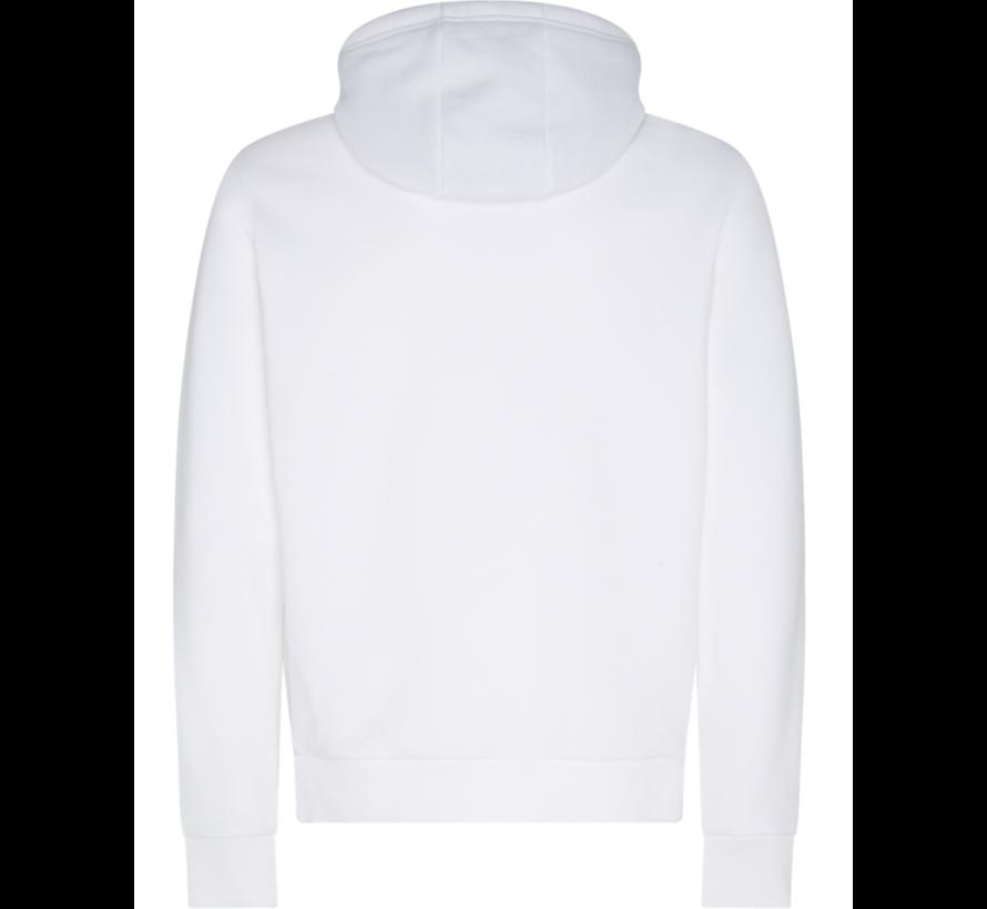 Hooded Sweater Wit (K10K105720 - YAF)