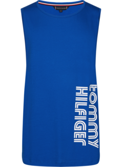Tommy Hilfiger Tanktop Blauw (UM0UM01752 - C65)